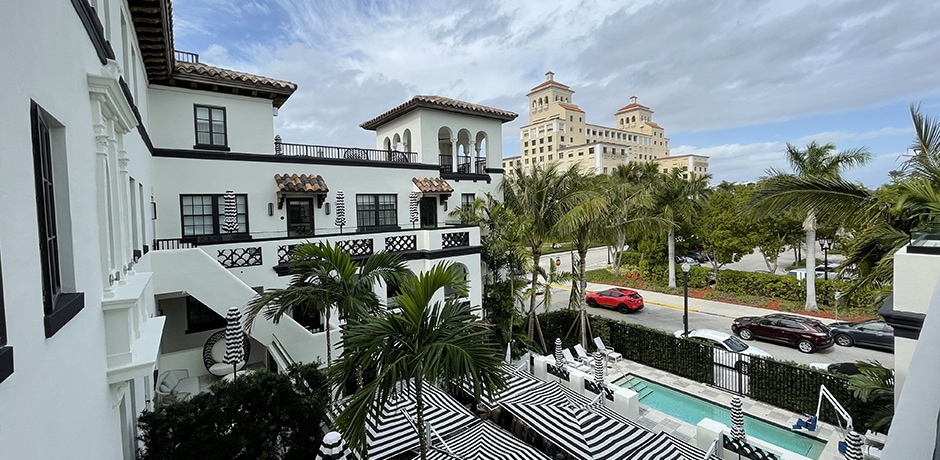 The new White Elephant Palm Beach. Courtesy Indagare's Peter Schlesinger
