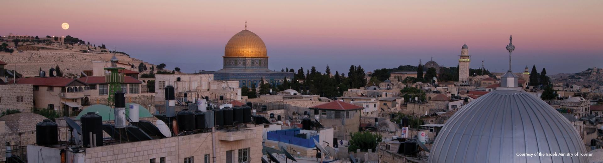 Israel Unveiled insider journey