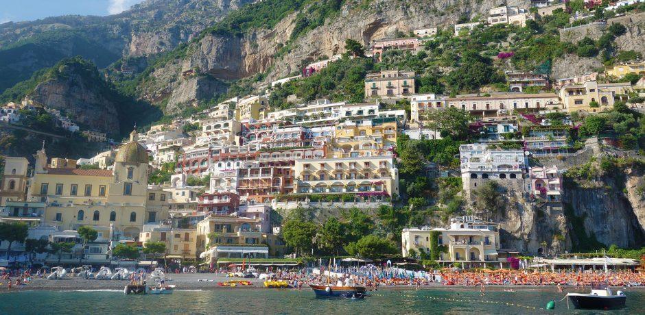 Positano, Italy. Courtesy Indagare