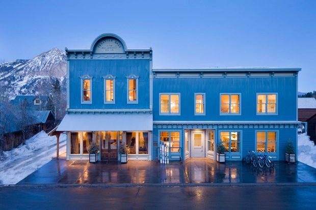 Scarp Ridge Lodge. Courtesy Eleven Experience