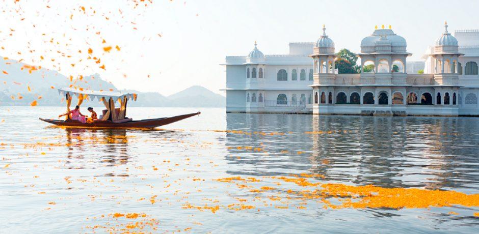 Courtesy Taj Lake Palace