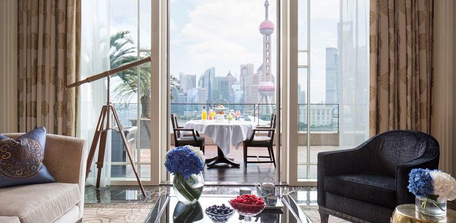 Courtesy The Peninsula Shanghai