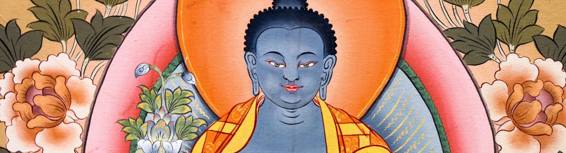 bhutan six senses buddhist artwork
