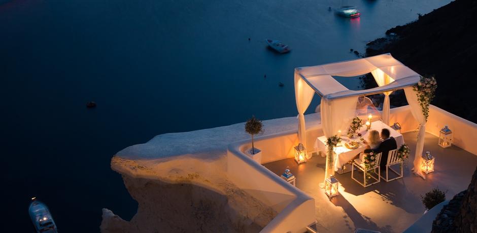 Santorini, Greece. Photo by Colin Heinrich