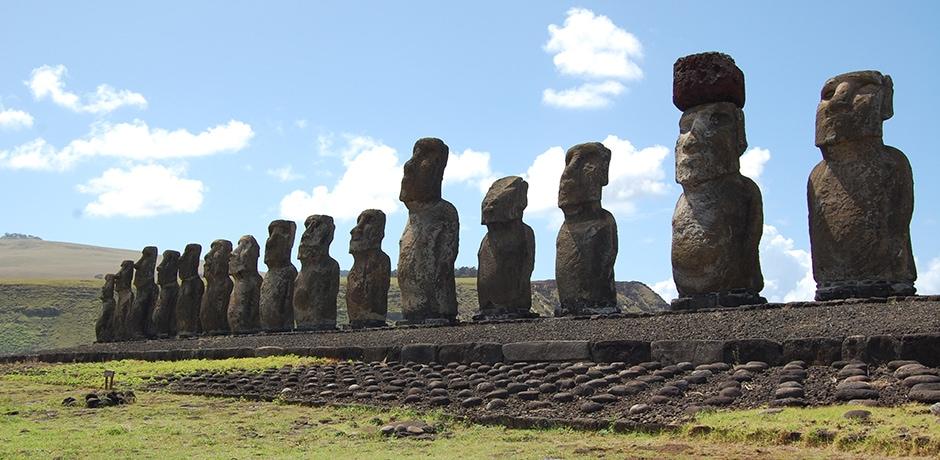 Easter Island. Photo by Amelia Osborne Scott, courtesy Indagare