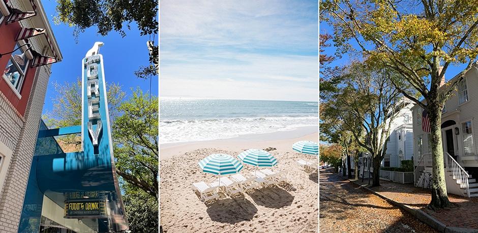 Courtesy Indagare. Middle photo courtesy Rosewood Miramar Beach