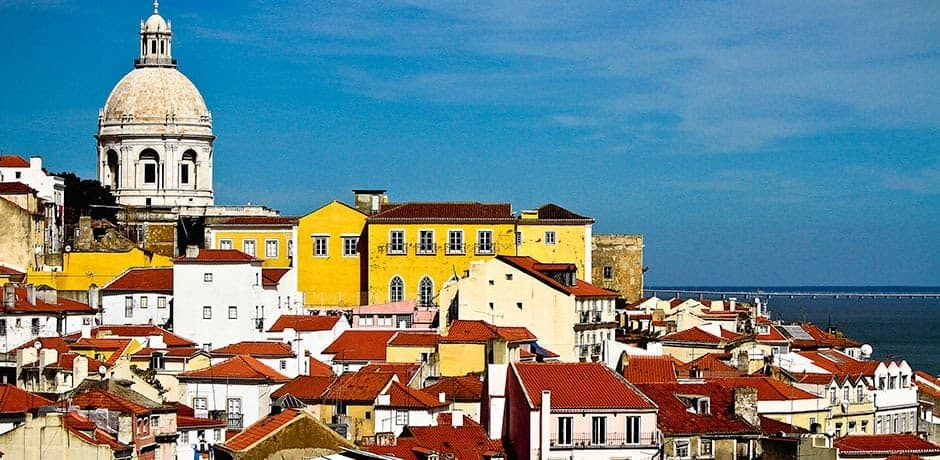 Hilltops of Lisbon