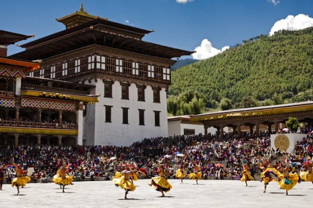 Bhutan: Five To Know