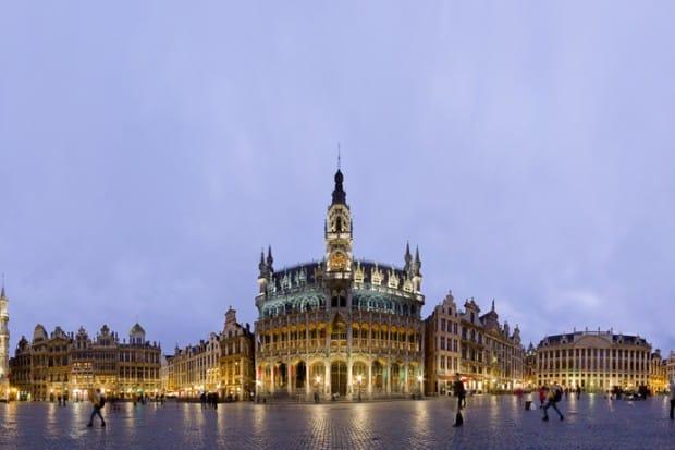 Antiquing in Brussels