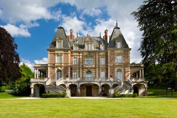 Courtesy Château Bouffémont, France