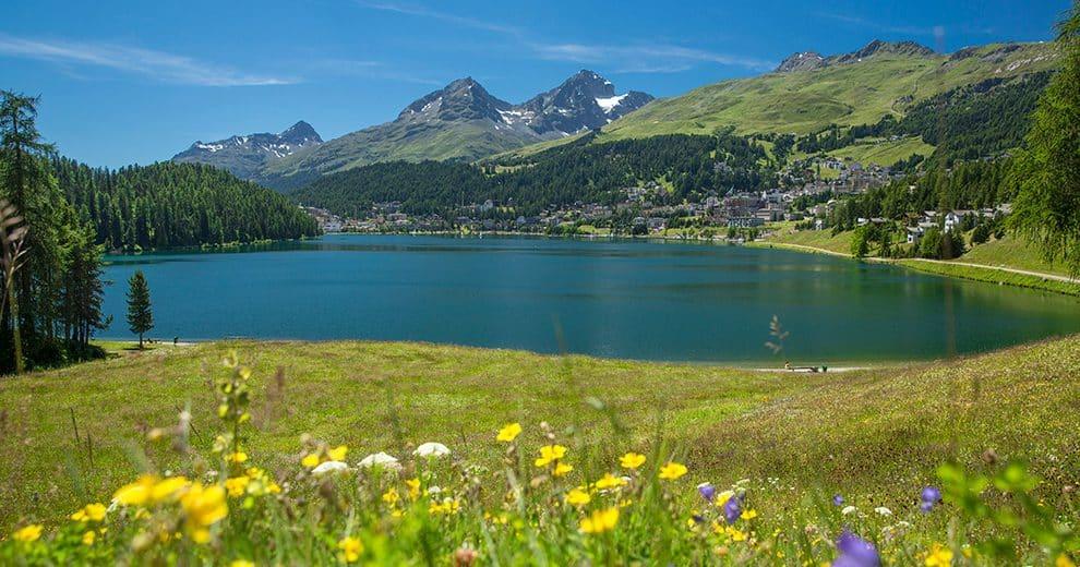 Switzerland-Hiking Splendor-LP