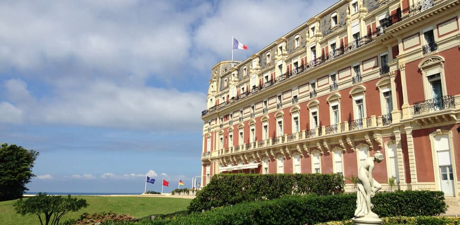 Biarritz pays basque indagare for Hotel design pays basque