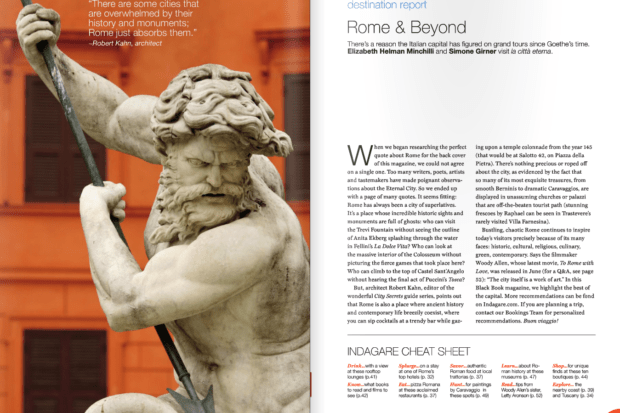 Rome & Beyond