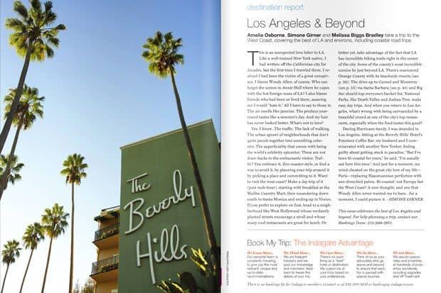 Los Angeles & Beyond
