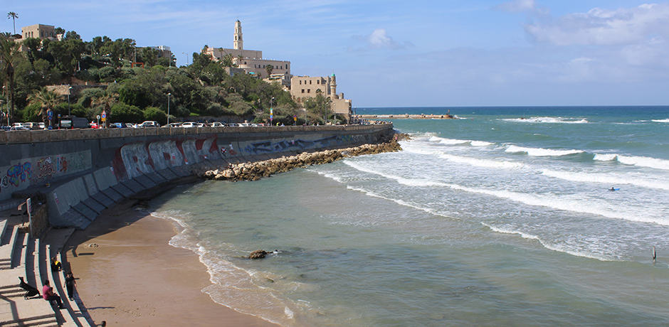 The ancient port of Jaffa is the oldest part of Tel Aviv