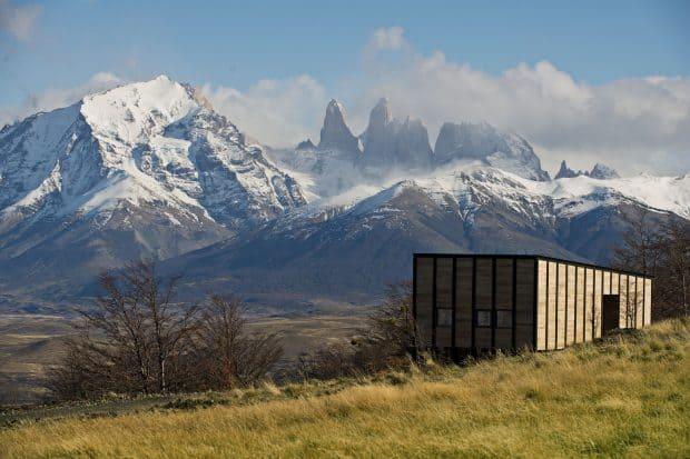 Mountains in Awasi Patagonia, Argentina