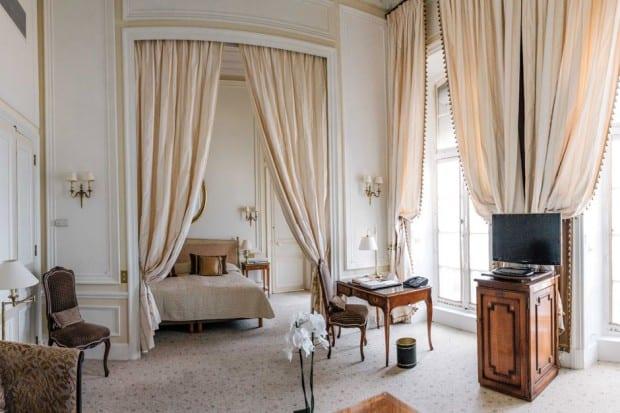 Hotel du palais biarritz indagare for Prix chambre hotel du palais biarritz