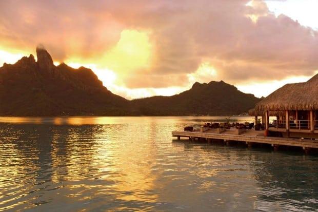 Courtesy St. Regis Bora Bora