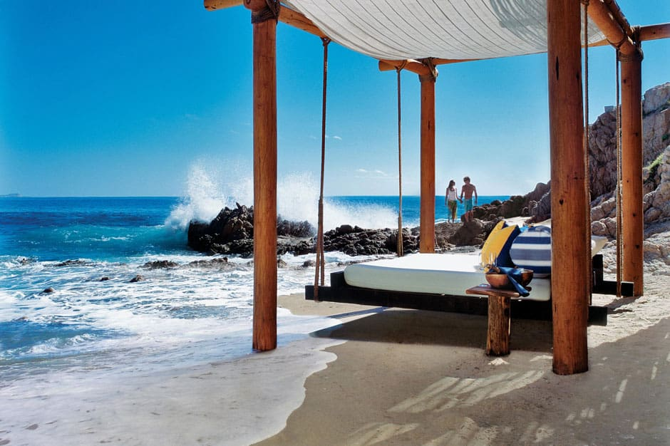 Lounge at One & Only Palmilla, Los Cabos, Mexico