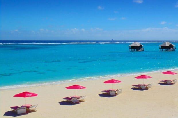 Godahl Beach, Canouan Island, Courtesy Mandarin Oriental