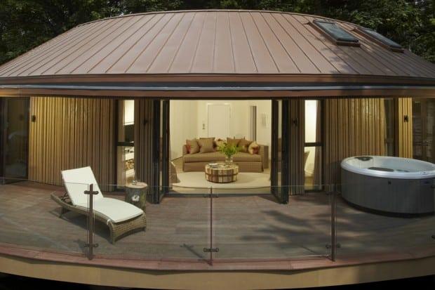 Treehouse at Chewton Glen