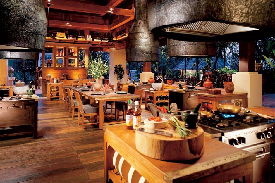 Bar at Four Seasons Resort Chiang Mai, Chiang Mai, Thailand