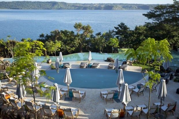 Swimming Pool at Andaz Costa Rica, Costa Rica