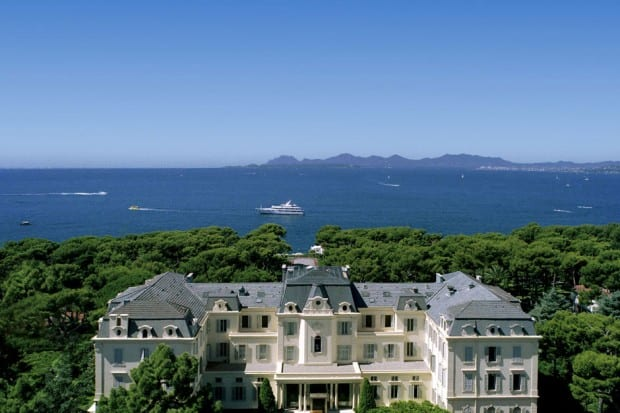 Hotel du Cap-Eden-Roc, French Riviera, France