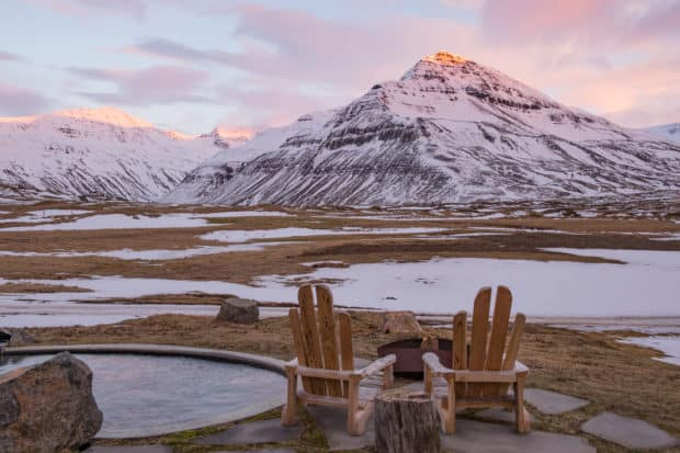 Iceland, Courtesy Deplar Farm