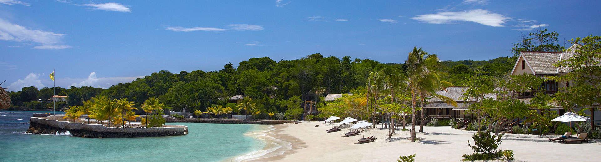 goldeneye jamaica pool caribbean