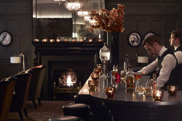 Bar at The Connaught, London