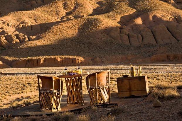 Dar Ahlam's Desert Camp, Courtesy Dar Ahlam