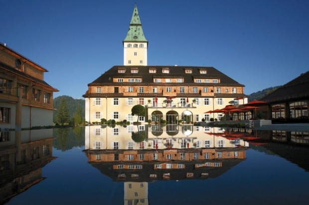 Schloss Elmau in Germany