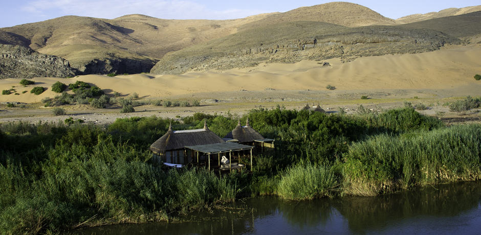 Serra Cafema Camp, Courtesy Dana Allen