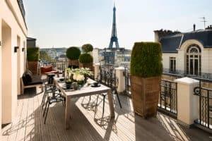 Hôtel Marignan Champs-Élysées