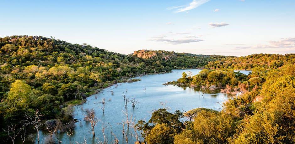 Zimbabwe, Courtesy of Singita Pamushana