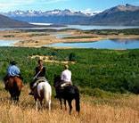 horseback riding chilean patagonia
