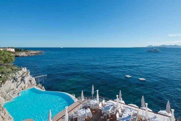Courtesy Hotel du Cap Eden Roc, France