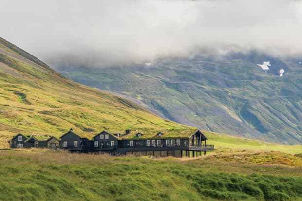 Deplar Farm, Iceland. Courtesy Deplar Farm.