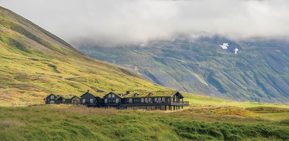Deplar Farm, Iceland. Courtesy Deplar Farm