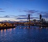 portland oregon willamette river
