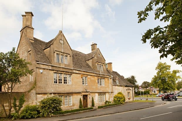 Farnham House