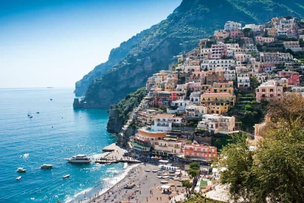 Amalfi Coast, Courtesy Hotel Caruso