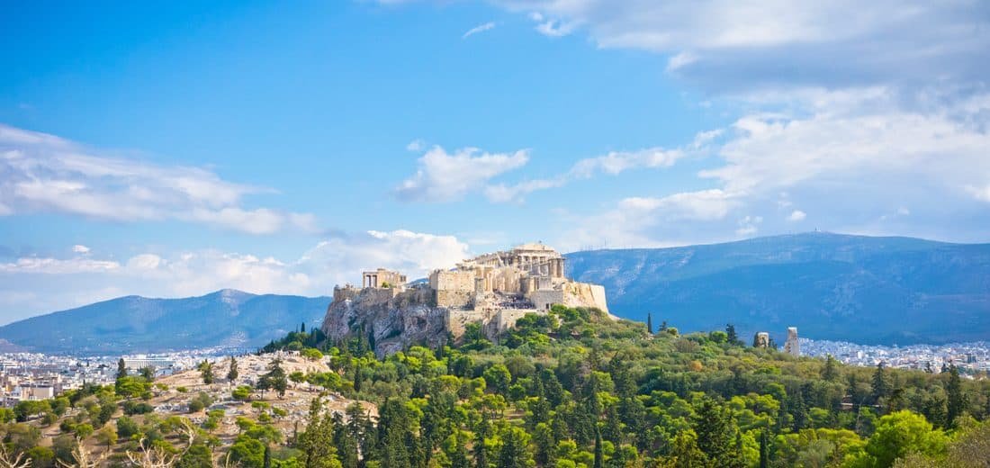 2-3 Days: Essential Athens-LP