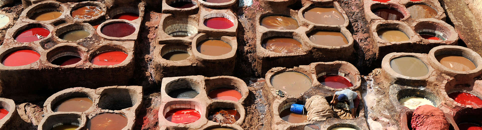 fez tannerie morocco