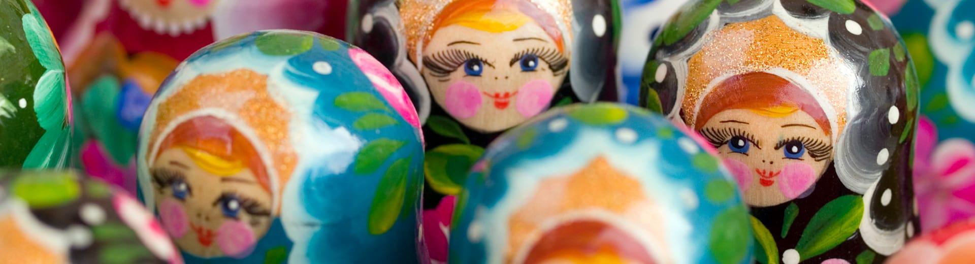 russia dolls