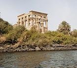 egypt nile cruise ruins