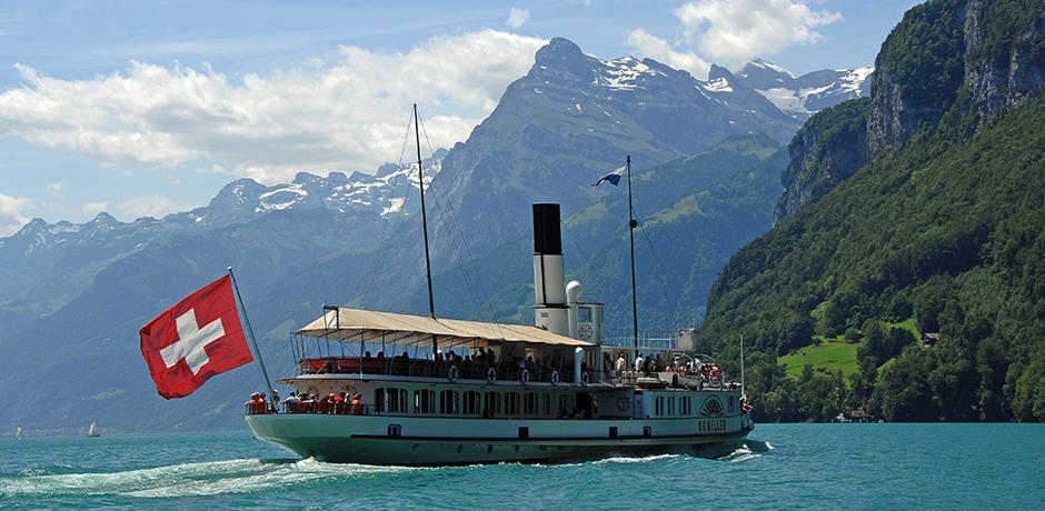 Lucerne, Courtesy Switzerland Tourism