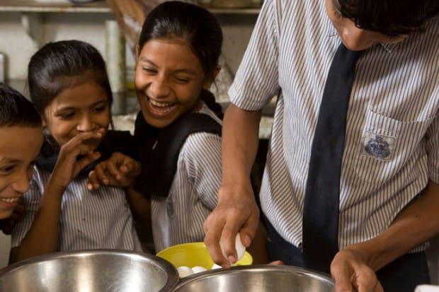 Giving Back in Mumbai: Akanksha