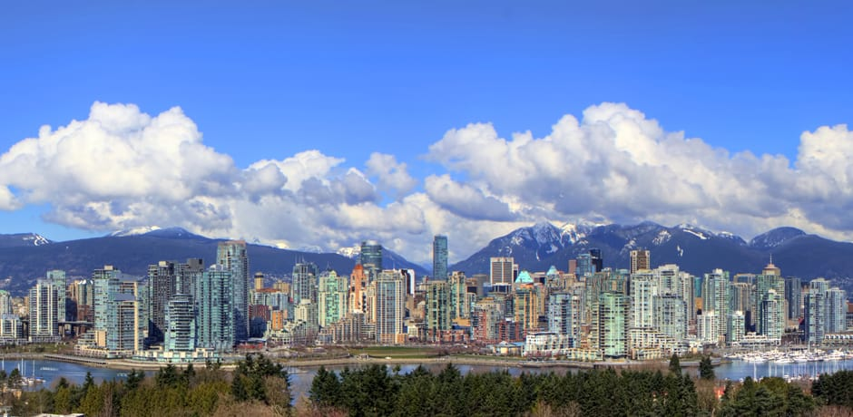 Courtesy Tourism Vancouver, Clayton Perry
